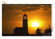 Cape Blanco Lighthouse Sunset 2 Carry-all Pouch