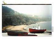 Cape Breton Fishing Boats Carry-all Pouch
