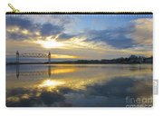 Cape Cod Canal Sunrise Carry-all Pouch