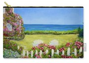 Cape Cod Cottage Carry-all Pouch