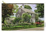 Cape Cod Floral Carry-all Pouch