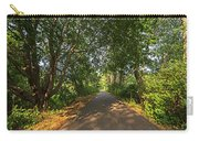 Cape Cod Rail Trail Trees Eastham Ma Carry-all Pouch