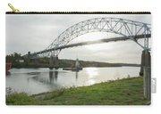 Cape Cod Sagamore Bridge Series #3 Carry-all Pouch