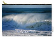 Cape Cod Winter Breakers Carry-all Pouch