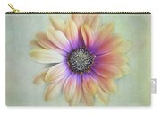 Cape Daisy Looking Up Carry-all Pouch