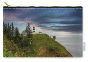 Cape Disappointment After Sunset Carry-all Pouch