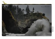Cape Disappointment Finale Carry-all Pouch