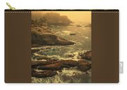 Cape Flattery Misty Morning - Washington Carry-all Pouch