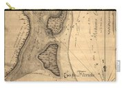Cape Florida 1765 Carry-all Pouch