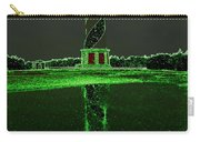 Cape Hatteras Lighthouse Green 6 21216 Carry-all Pouch