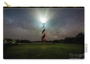 Cape Hatters Light House Stars Carry-all Pouch