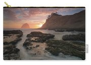 Cape Kiwanda At Sunset Carry-all Pouch