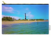 Cape Lookout 1 Carry-all Pouch by Betsy Knapp