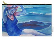 Cape May 1920s Girl Carry-all Pouch
