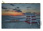 Cape May At Sunrise - Cape May New Jersey Carry-all Pouch