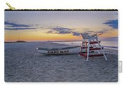 Cape May Mornings Carry-all Pouch