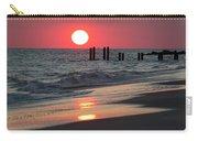Cape May Nj Sunset, Philadelphia Beach Carry-all Pouch