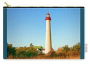 Cape May Point Lighthouse Carry-all Pouch