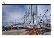 Cape May Scallop Fishing Boat Carry-all Pouch