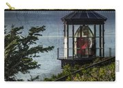 Cape Meares Lighthouse Carry-all Pouch