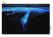 Cape Perpetua Blue Night Carry-all Pouch