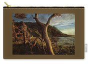 Cape Perpetua Sunset Carry-all Pouch