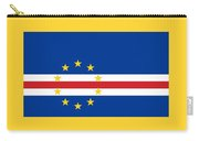 Cape Verde Flag Carry-all Pouch