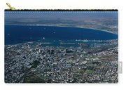 Capetown South Africa Aerial Carry-all Pouch