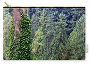 Capilano Canyon Ivy Carry-all Pouch by Will Borden