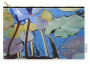 Capistrano Lillies Carry-all Pouch