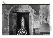 Capistrano Mission Statue Carry-all Pouch
