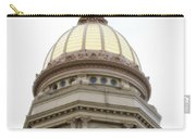 Capital Building Dome Cheyenne Wyoming Vertical 01 Carry-all Pouch