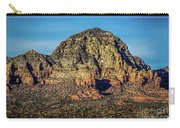 Capital Butte Evening Carry-all Pouch
