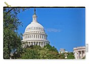 Capitol Gains Carry-all Pouch