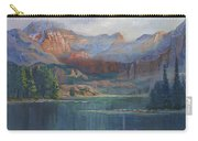 Capitol Peak Rocky Mountains Carry-all Pouch