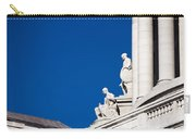Capitol Statues - Madison Wisconsin-1 Carry-all Pouch