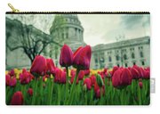 Capitol Tulips Carry-all Pouch