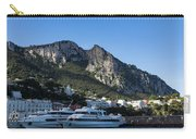 Capri Island Harbor  Carry-all Pouch