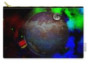 Caprica Over The Waters Carry-all Pouch