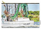 Capt. Redd Carry-all Pouch