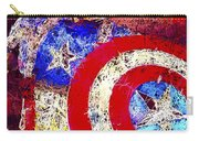 Captain America Carry-all Pouch by Al Matra