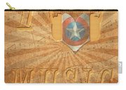 Captain America Lullaby Original Digital Carry-all Pouch