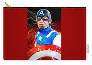 Captain America Super Hero Carry-all Pouch