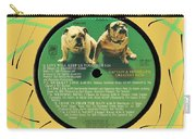 Captain And Tennille Greatest Hits Lp Label Carry-all Pouch