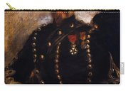 Captain Edouard Bernier 1871 Carry-all Pouch