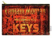 Captain Morgan The Florida Keys Carry-all Pouch