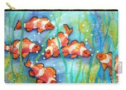 Captivating Clown Fish Carry-all Pouch