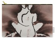 Captured Divine Love Series No. 1014 Carry-all Pouch