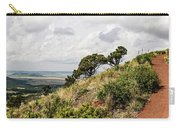 Capulin Volcano View Panorama New Mexico Carry-all Pouch