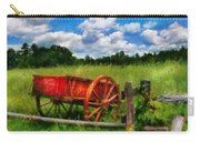 Car - Wagon - The Old Wagon Cart Carry-all Pouch